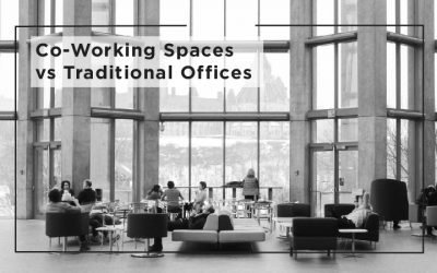 Co-Working Spaces vs Traditional Offices